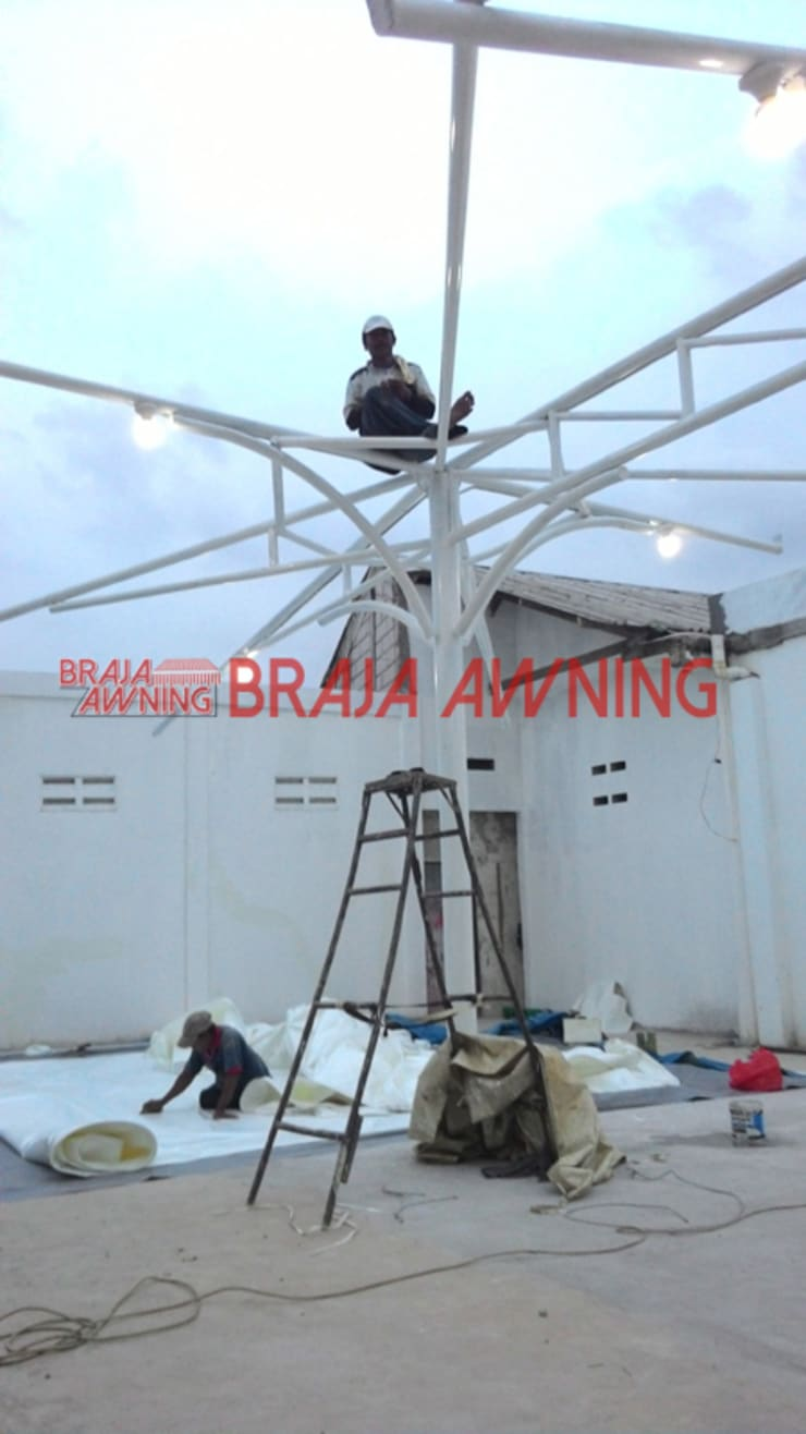 Garden  by Braja Awning & Canopy