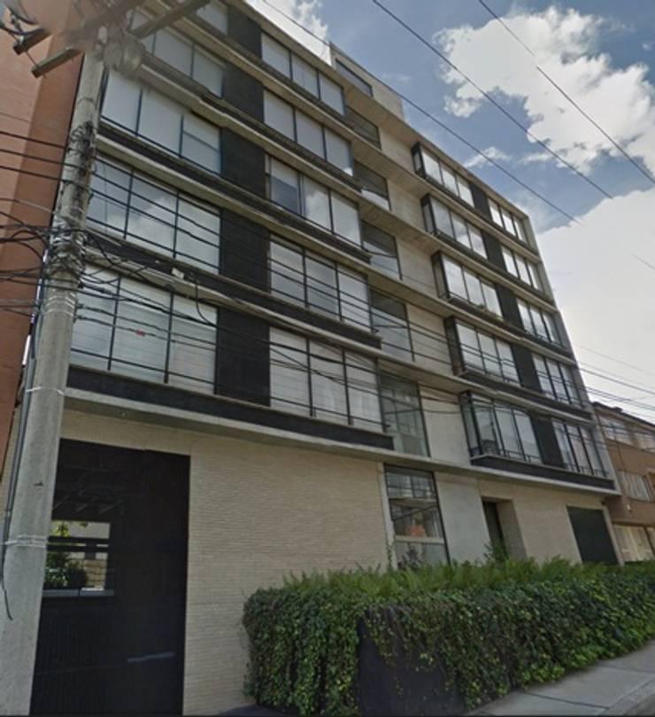 STUDIO 59: Conjunto residencial de estilo  por Coestructural sas
