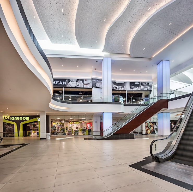Shopping Centres by Spegash Interiors