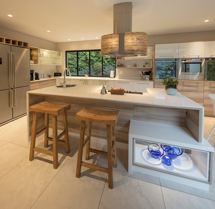:  Kitchen by Spegash Interiors