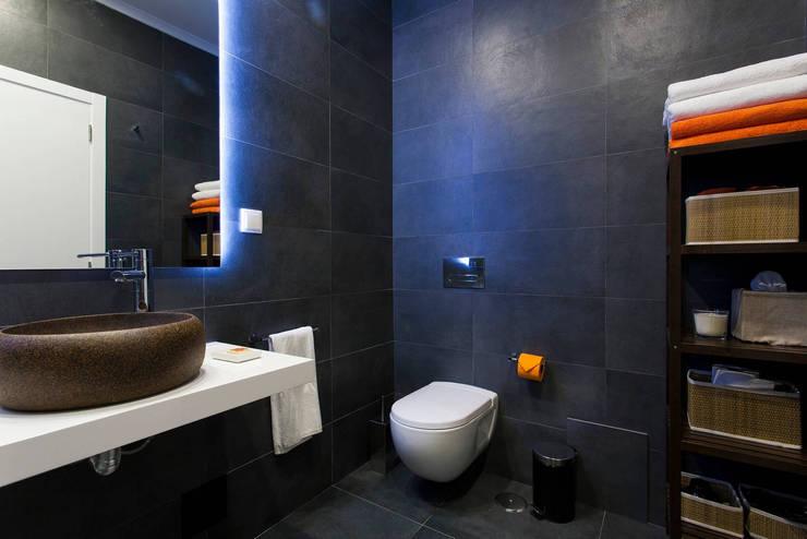 حمام تنفيذ MP Architecture & Interior Design