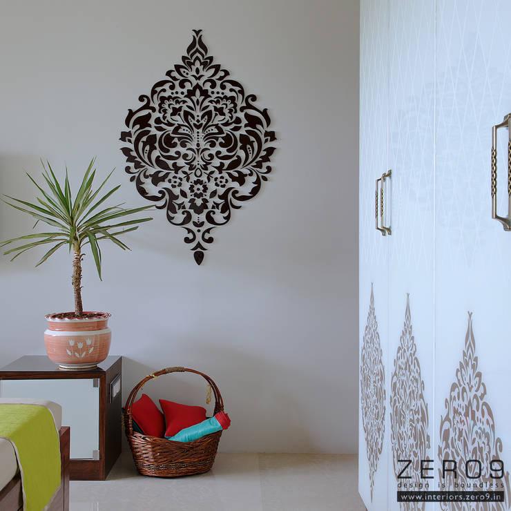 bedroom:  Bedroom by ZERO9