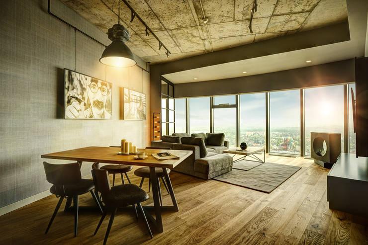 Ruang Keluarga by VIVINO