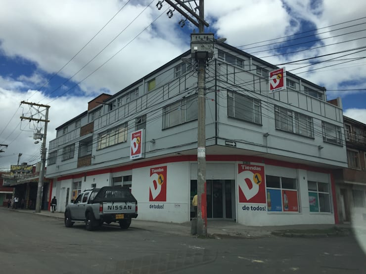 Commercial Spaces by Bustos + Quintero arquitectos