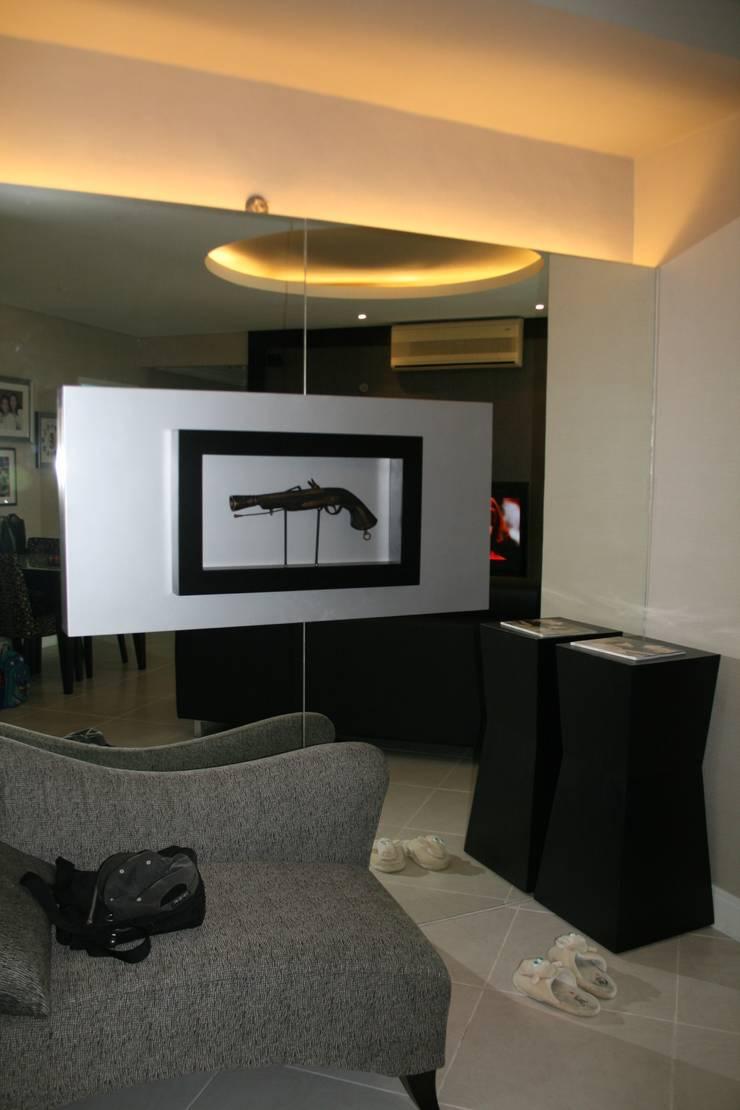 Kempinski 2008:  Koridor dan lorong by Budi Setiawan Design Studio