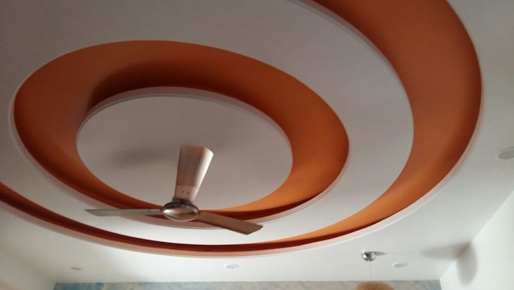 False Ceiling:  Artwork by Arch Point