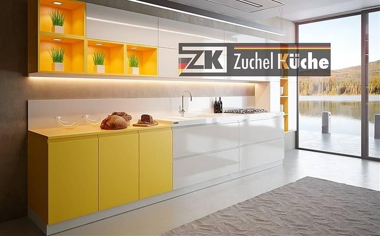 Nhà bếp by ZUCHEL Küche GmbH