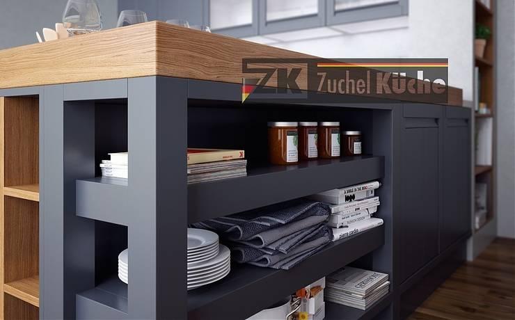 Dapur by ZUCHEL Küche GmbH