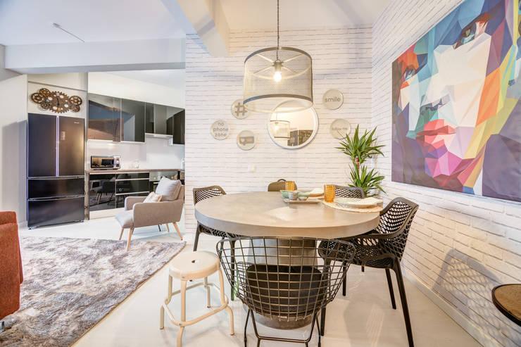 Querido Mudei a Casa - Ep 2607: Salas de jantar  por Santiago   Interior Design Studio