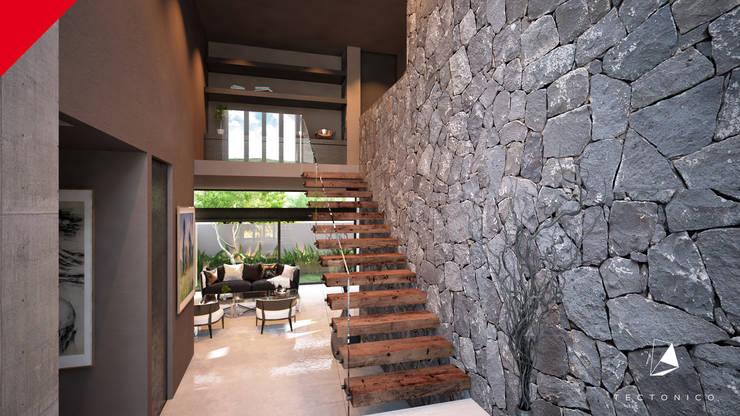 Cầu thang by Tectónico