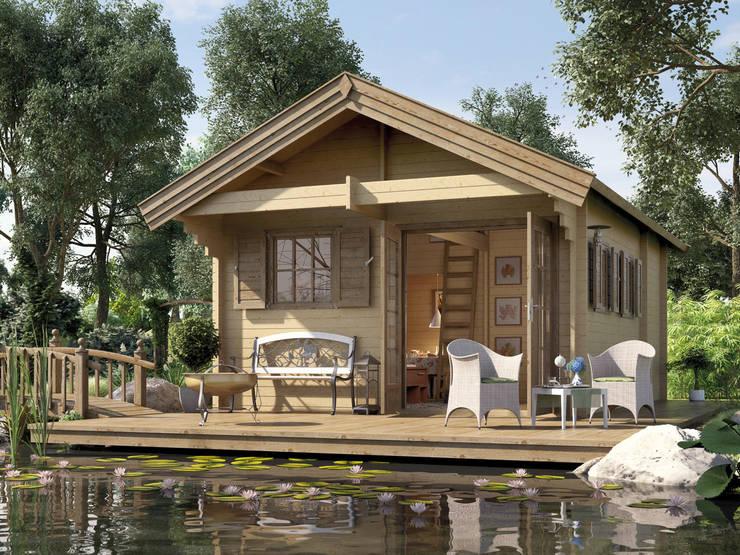 WEKA Weekendhaus 155:   von WEKA Holzbau GmbH