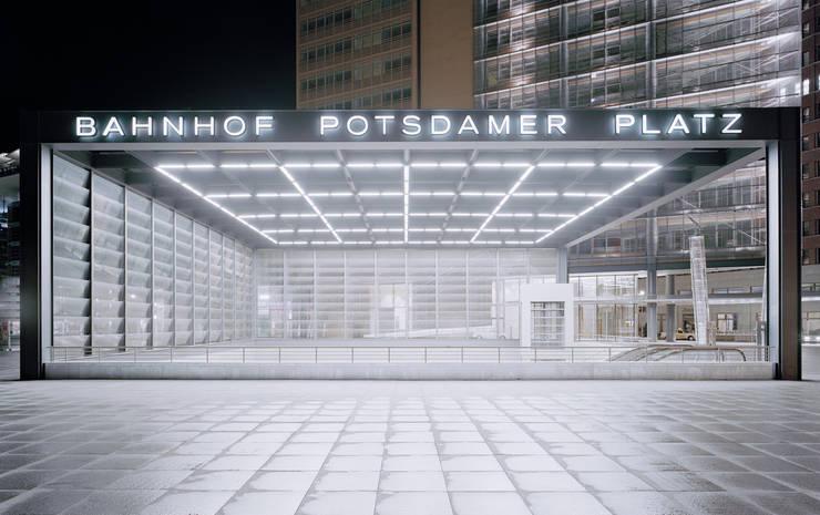 Architekturfotografie In Berlin Für Eine Imagebroschüre Von Siemens