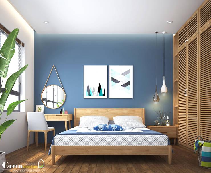 Suelos de estilo  por Green Interior