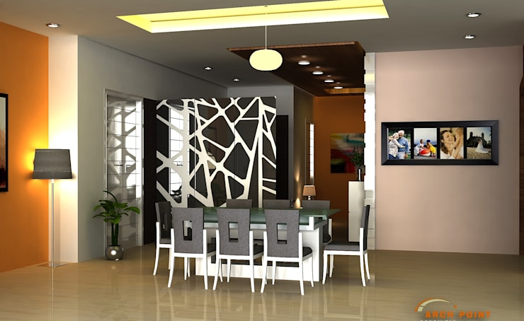 Dinning Space:   by Arch Point