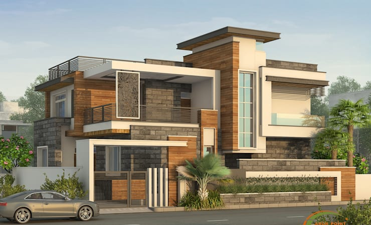 Exterior:  Bungalows by Arch Point
