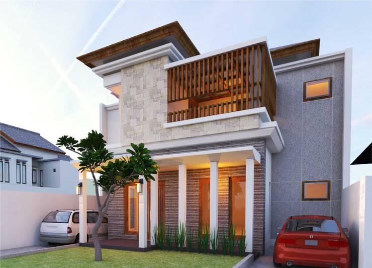 Rumah Tinggal Bukit Putri Semarang:   by Manasara Design&Build