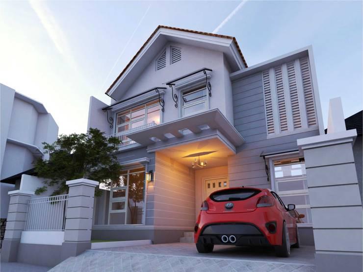 Rumah Tinggal Jl. Karimata Semarang:   by Manasara Design&Build