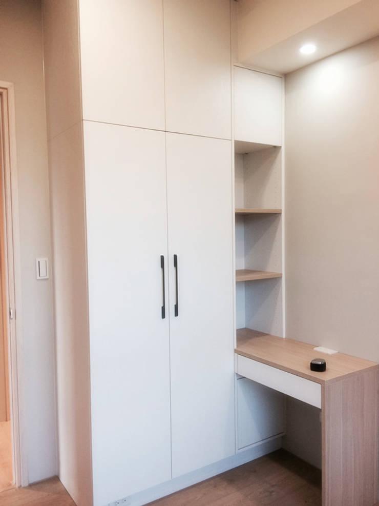 室內設計裝潢-原砌:  嬰兒/兒童房 by 解構室內設計