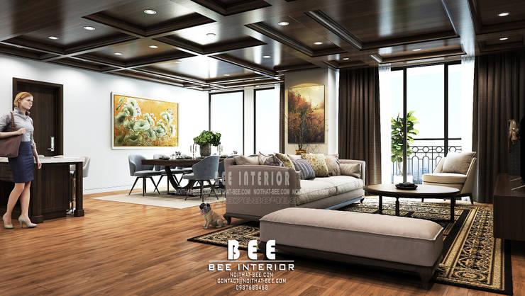 Góc sofa:  Spa by Nội thất Bee