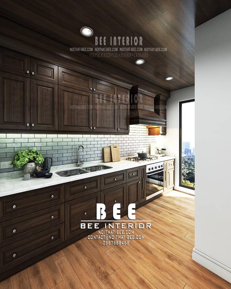Góc phòng bếp:  Spa by Nội thất Bee