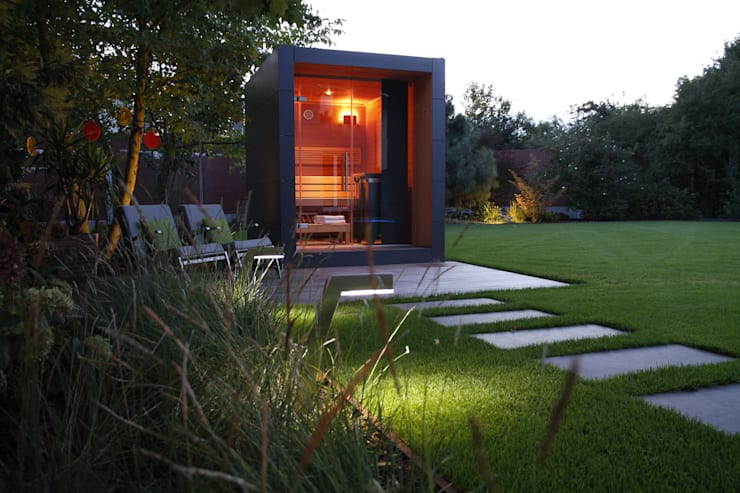 Abri de jardin de style  par Gartenhauptdarsteller