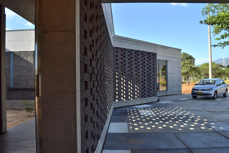 Casa C-17 de XXStudio Moderno Cerámico