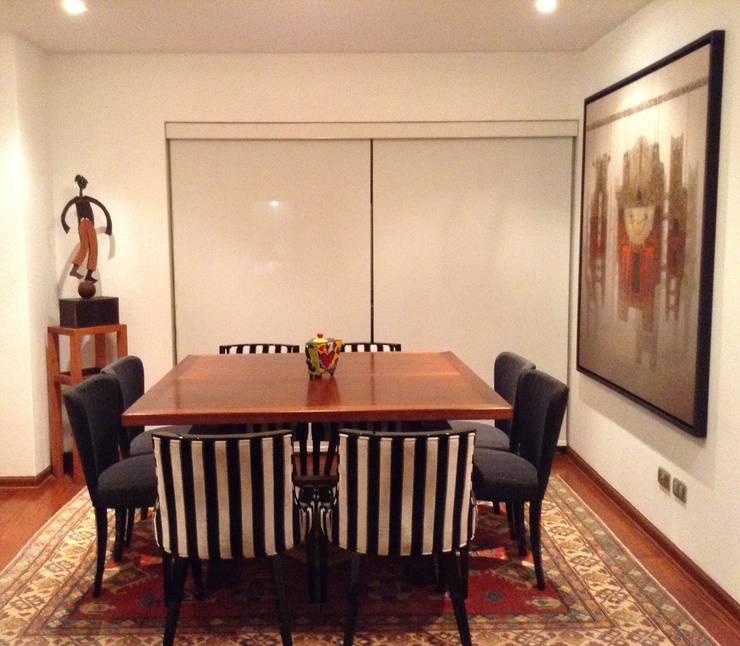 Comedor: Comedores de estilo  por Alicia Ibáñez Interior Design
