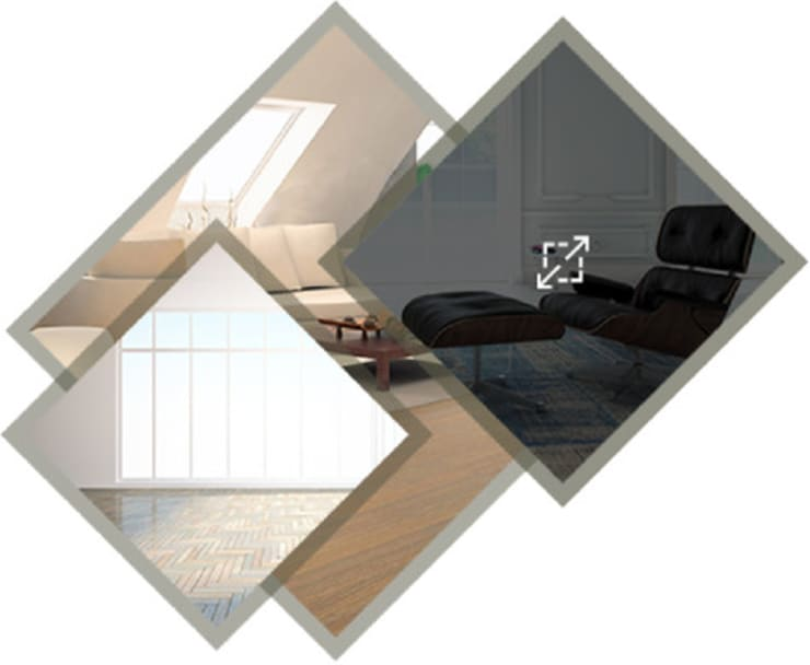 Interior design firms In Guwahati : modern Living room by Maplearch