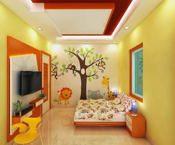 kidsroom :   by RID INTERIORS