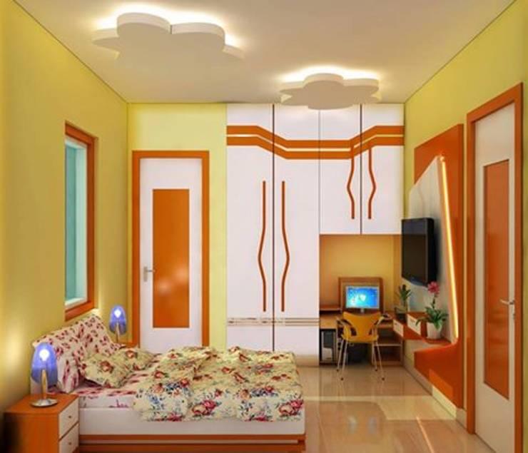kidsroom:   by RID INTERIORS
