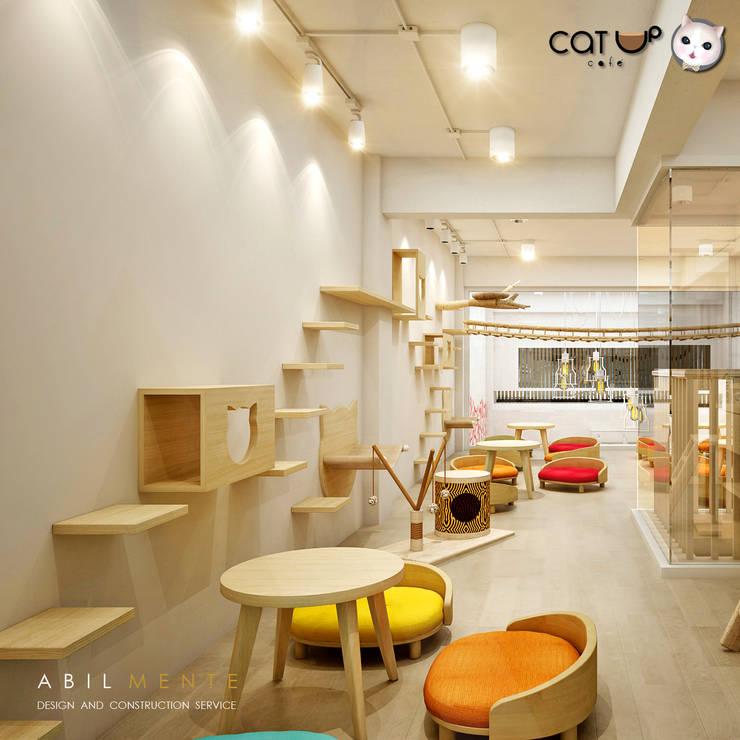 Cat Land แดนของแมว:  ร้านอาหาร by Abilmente Co.,Ltd