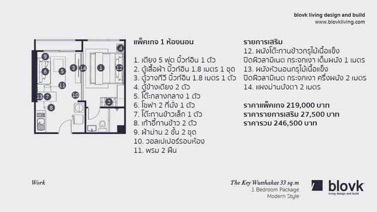 The Key วุฒากาศ :   by บริษัท บีแอลโอวีเค จำกัด