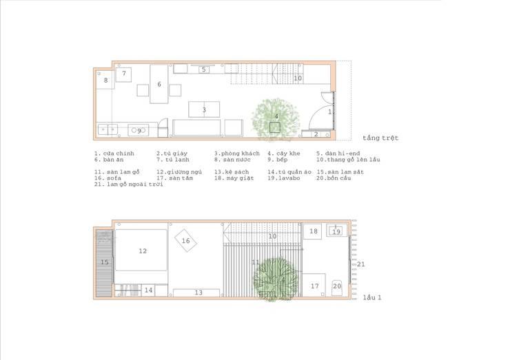 3x9 house:   by a21studĩo