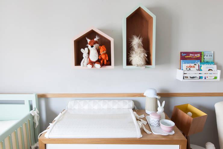 غرف الرضع تنفيذ Pereira Reade Interiores