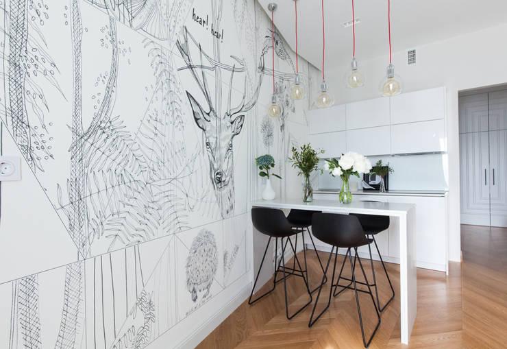 廚房 by Yucubedesign