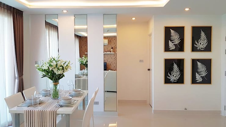 Amazon Residence Pattaya:   by CD Topmost Interior
