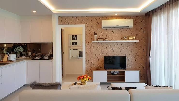 Projekty,   zaprojektowane przez CD Topmost Interior