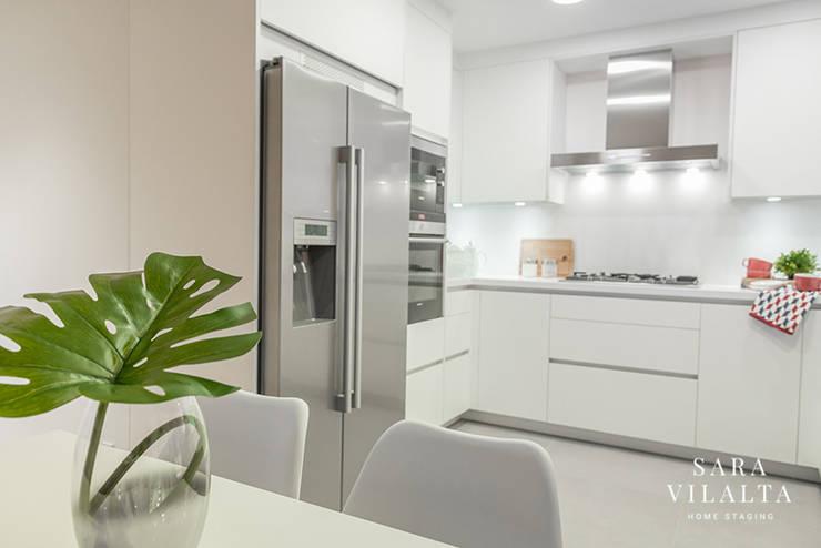 وحدات مطبخ تنفيذ SV Home Staging