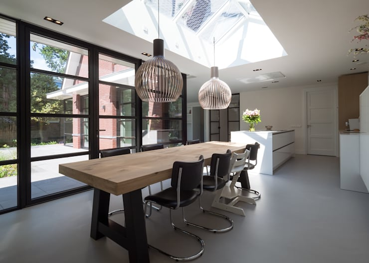 Dining room by By Lilian, Modern