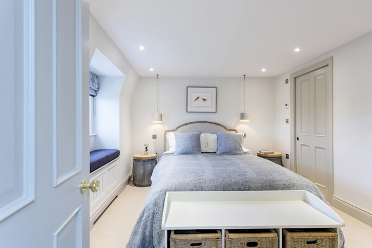 Bedroom By Gk Architects Ltd