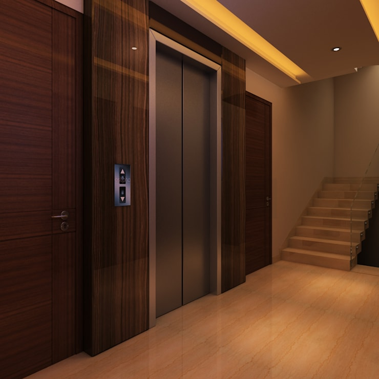 RESIDENCE PROJECT :  Floors by The Design Code