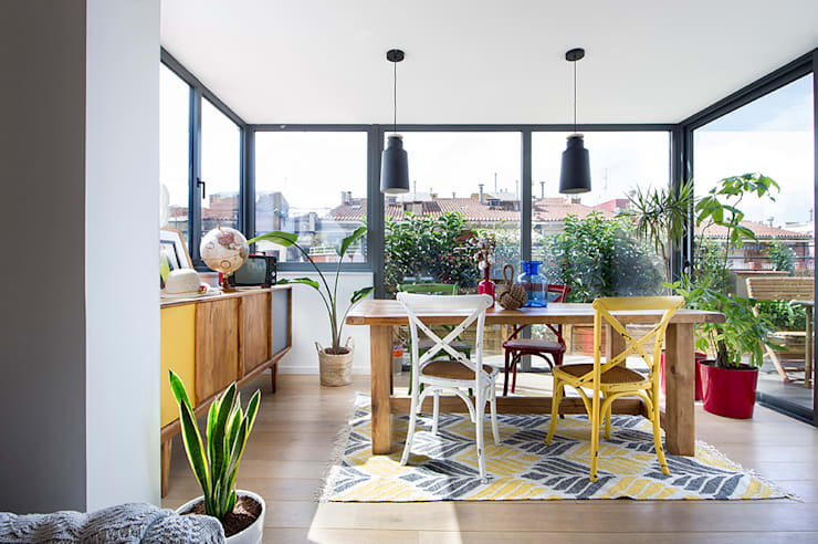 Dining room by Egue y Seta