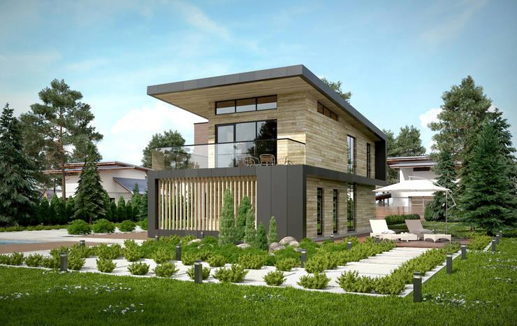 منزل ريفي تنفيذ K2 DESIGN
