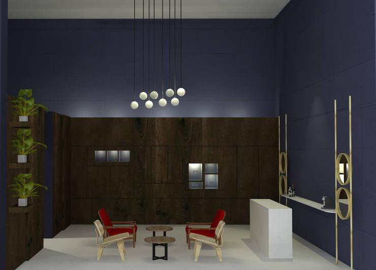 Optica:  de estilo  por Zet // diseño de espacios