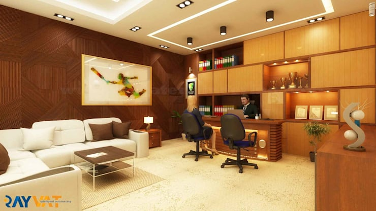 Interior Design Rendering Company:   by Rayvat Rendering Studio