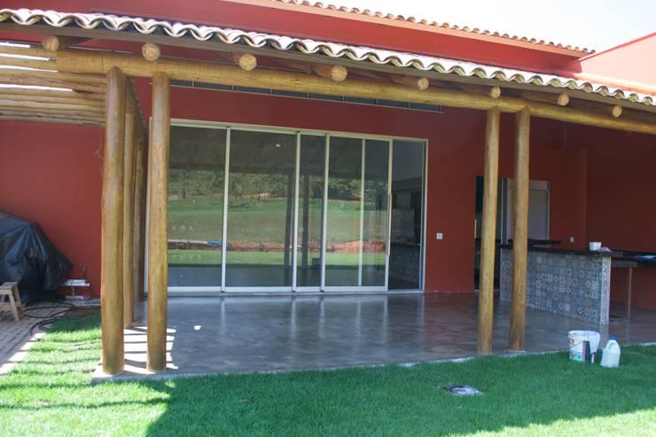 Casas de estilo  por Costa Lima Arquitetura Design e Construções Ltda