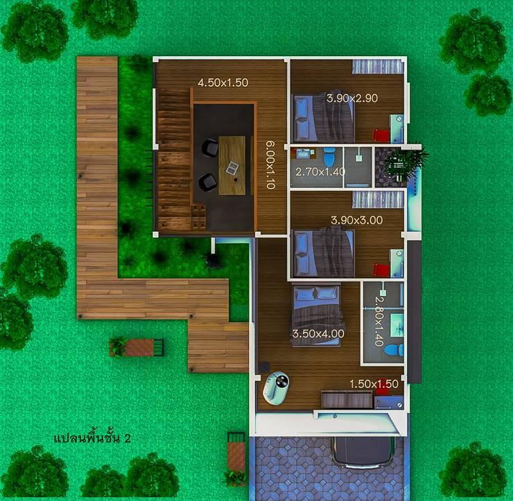 แบบบ้าน T06:   by plan 23
