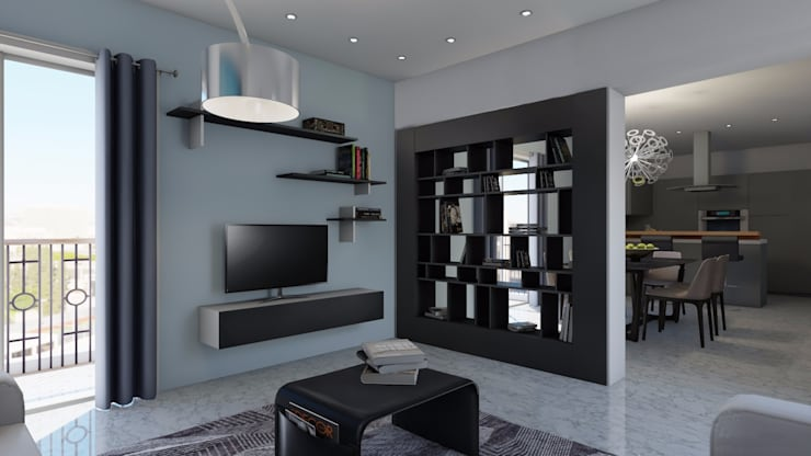 Living concept by ing arch debora piazza homify