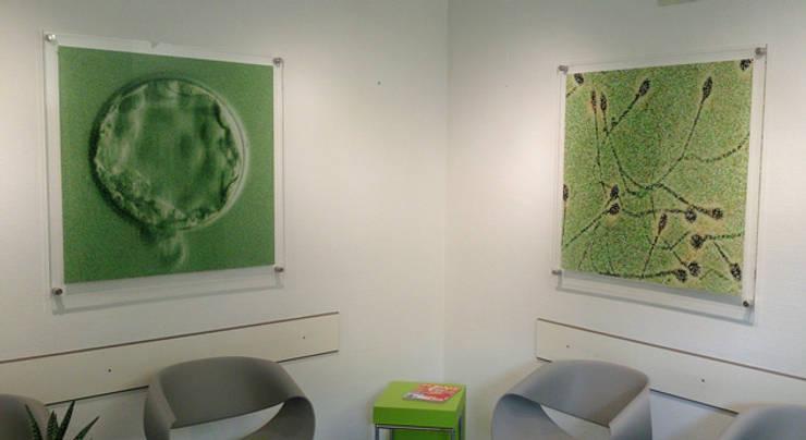 Acrylglasbilder für Arztpraxis von meine schöne Wand   homify