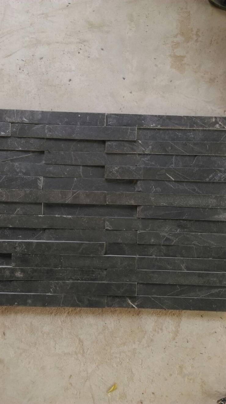 Stone Wall Cladding:  Walls by Vaid Exports India Pvt Ltd